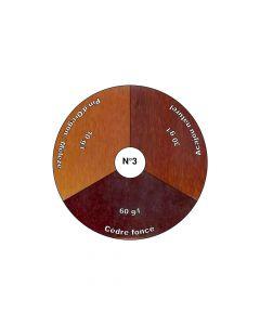 Colorant Bois en Poudre Mélèze