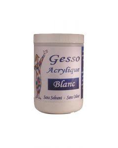 Gesso Acrylique Blanc Arlequin