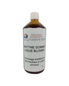 Mattine Gomme Laque Blonde