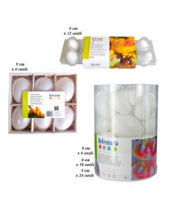 Oeufs à Décorer en Plastique Artemio