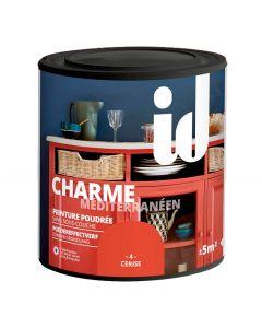 Peinture Charme Cerise 500ml ID Paris
