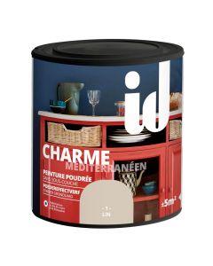 Peinture Charme Lin 500ml ID Paris