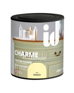 Peinture Charme Mimosa 500ml ID Paris