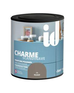 Peinture Charme Nuage 500ml ID Paris