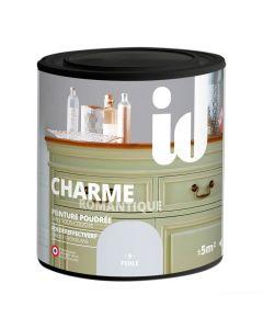 Peinture Charme Perle 500ml ID Paris