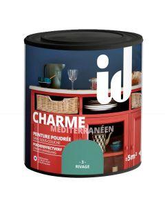 Peinture Charme Rivage 500ml ID Paris