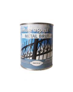 Peinture Metal Brut Bredac