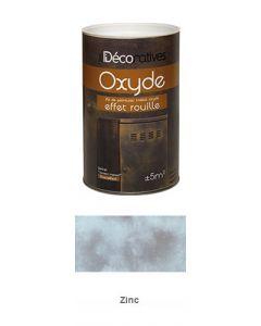 Kit Peinture Oxyde Effet Zinc