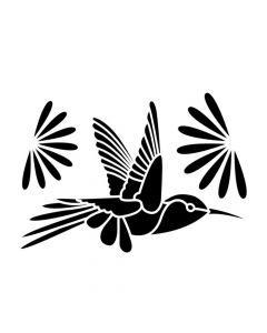 Pochoir Animal : Vol d'Oiseau Artemio