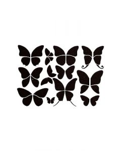 Pochoir Animal Artemio : Papillons
