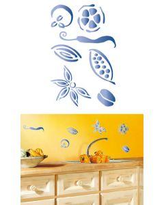 Pochoir Fruits & Epices