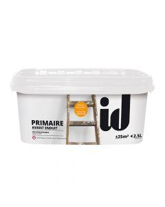 Primaire Avant Enduit 2.5L ID Paris