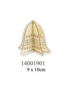 Silhouette Cloche 3D Artemio