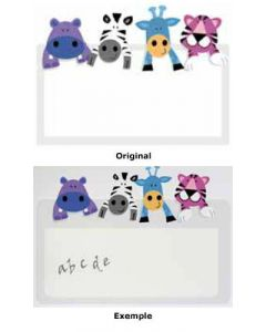 Sticker Mural Animal : Animaux