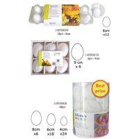 Oeufs Pâques en Plastique