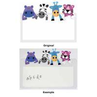 Sticker Mural Animal : Animaux