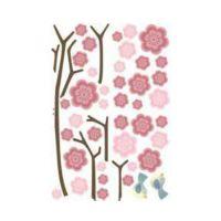 Sticker Mural Déco : Cerisier