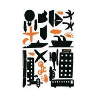 Sticker Mural Déco : Voyage
