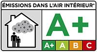 Emission Air A+ Primaire Accrochage Les Décoratives
